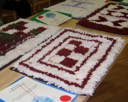 Ballyguile Area Women's Group Learn Traditional Skills
