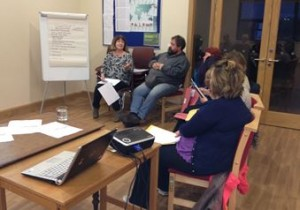 A Fundraising Workshop in Arklow